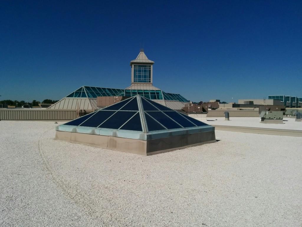 Pellicule solaire extérieure