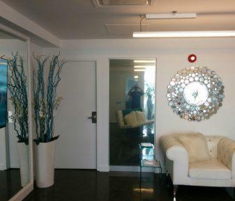 Film décoratif effet miroir