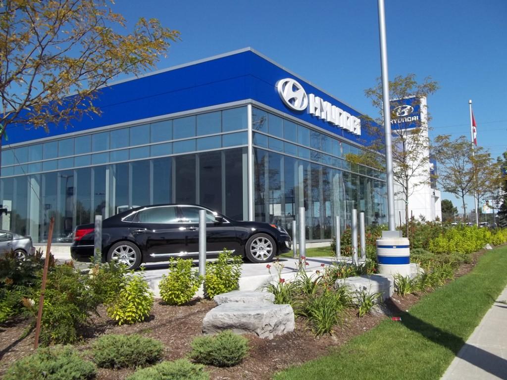Concessionnaire Hyundai