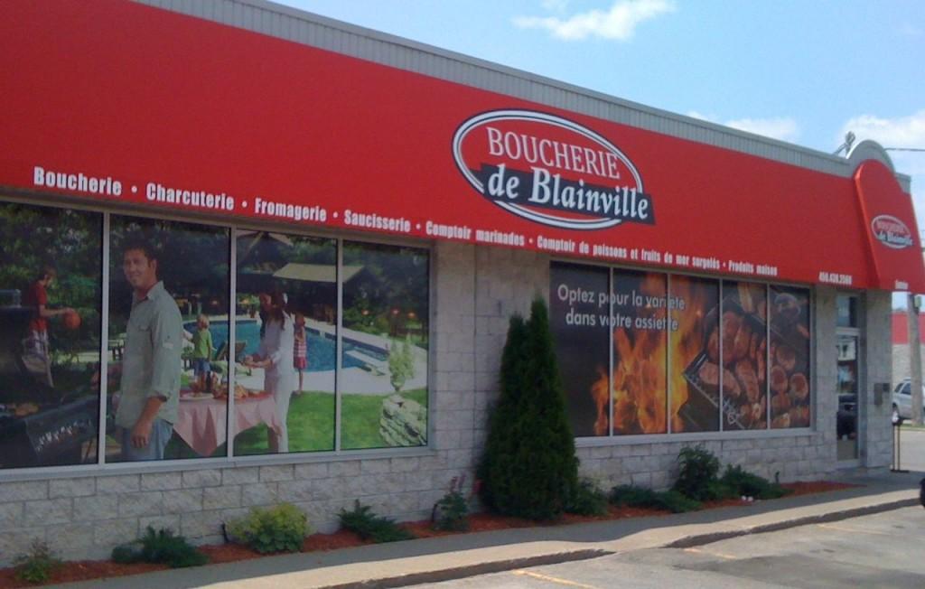 Boucherie de Blainville
