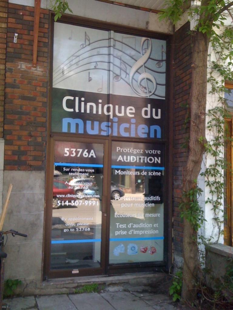 Clinique du musicien