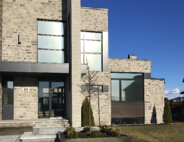 Pellicule solaire pour une belle résidence