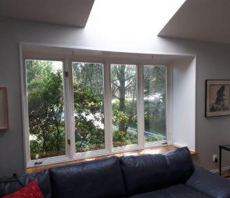 Pellicule solaire pour résidentiel